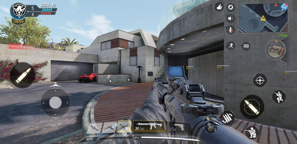 CALL OF DUTY MOBILE et son gameplay
