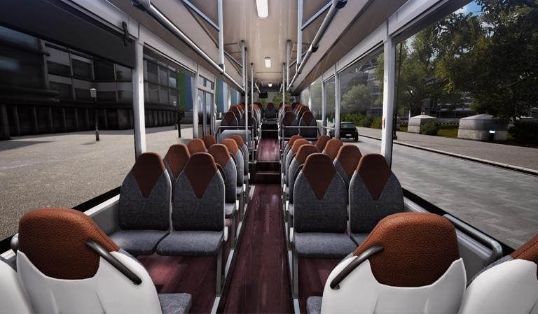 BUS SIMULATOR nouveaux bus