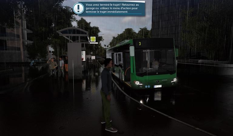 BUS SIMULATOR : un bus parfaitement modélisé