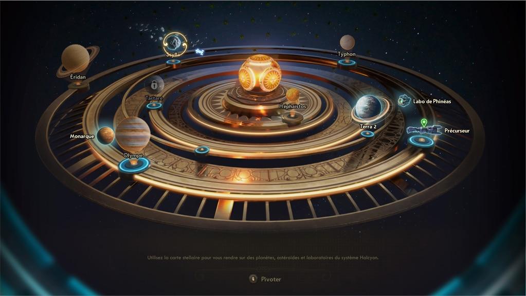 "L'univers visitable de ""The Outer Worlds"" ps4 xbox"