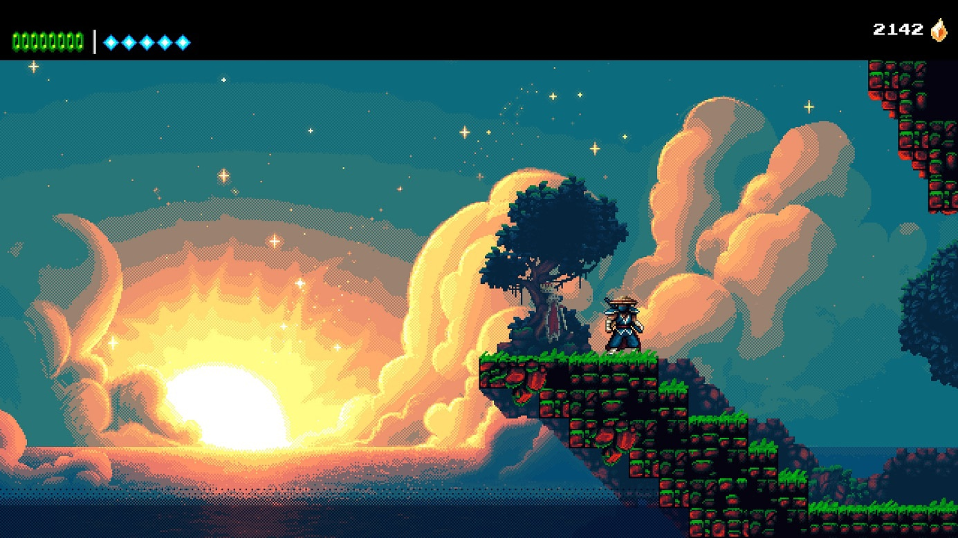 Le test de The Messenger sur console PS4