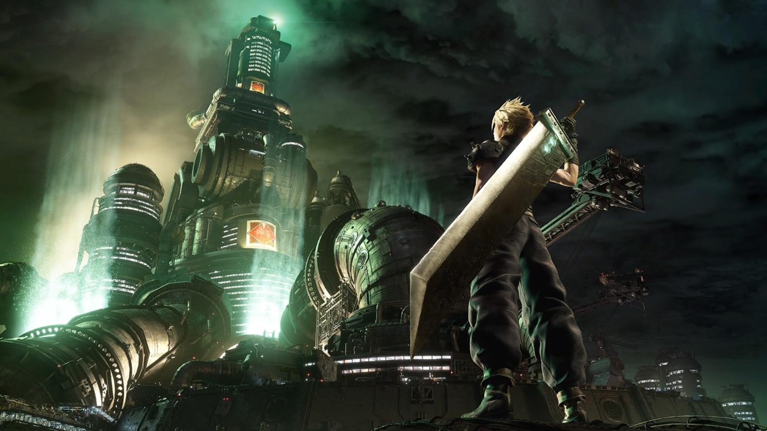 Le retour d'une légende : Final Fantasy VII remake