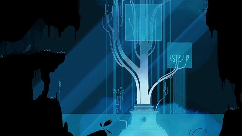 Le monde de l'eau.. Bleu. jeu GRIS