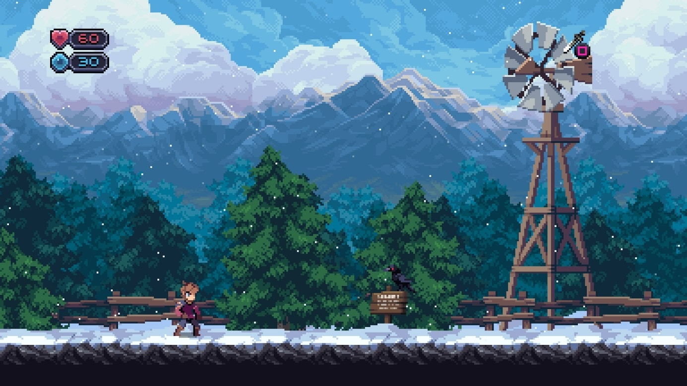 Chasm : L'aventure commence !